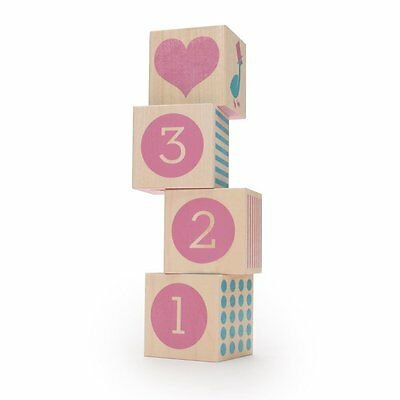 Uncle Goose Baby Blocks - Made in USA