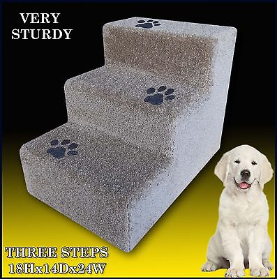 Pet Steps for Dogs or Cats. Veterinarian recommended!, built to last.