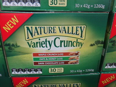 Nature Valley Variety Crunchy Pack 30x42G