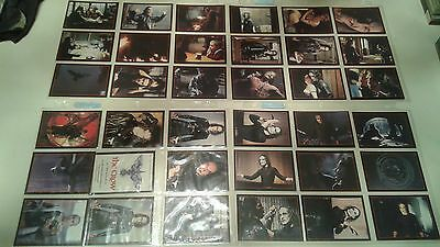The Crow Brandon Lee Trading Cards