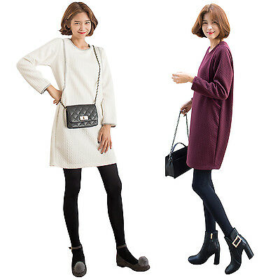 [New] New Maternity Breastfeeding Nursing Dress Clothes Quilting Casual Style