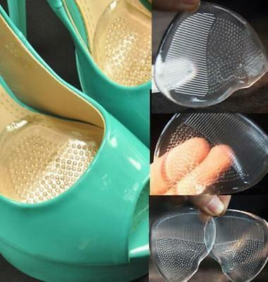FD5257 Silicone Gel Cushion Insoles High Heel Inserts Pads Foot Care ~1 Pairs~