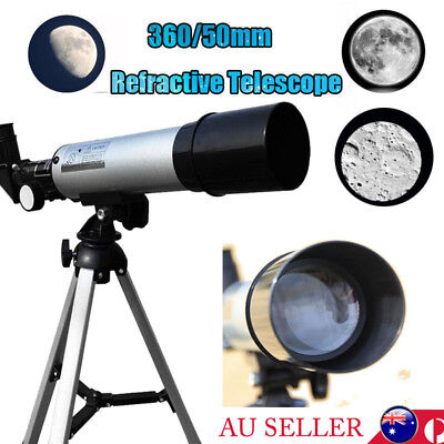 F36050M 90x Astronomical Refractive Monocular Telescope Space Scope Refractor