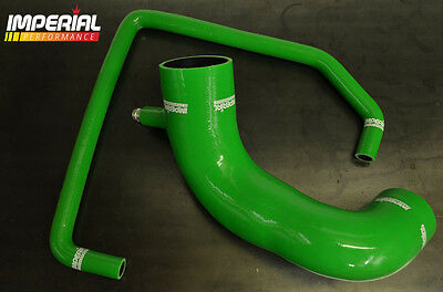 ASTRA GSI SRI CROSSOVER DELETE HOSE 70mm MAF Z20LET ZAFIRA CORSA TURBO - GREEN