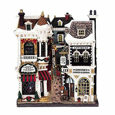 Lemax Christmas - Village Shops Battery Operated 4.5V 45094