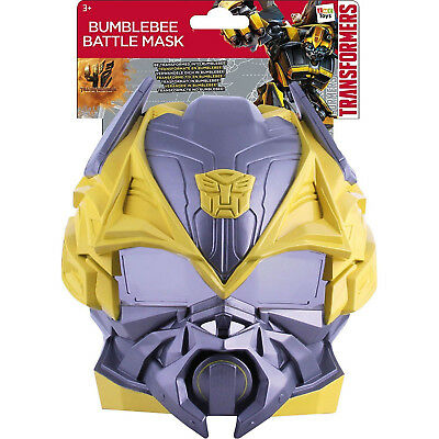 IMC Toys Transformers Bumblebee Battle Mask