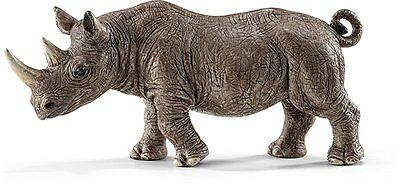 Rhinoceros Figure Toy for Kids Collectible Schleich