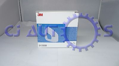 3M™ Filter Retainer 501 DUST MASK SPRAY INDUSTRY CAR BODY WORK PAINT PARTICULATE