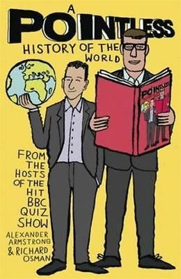 A Pointless History of the World (Pointles - HB Book - Brand New