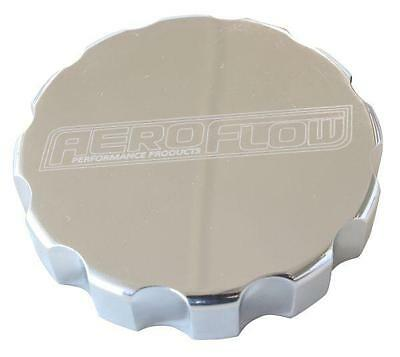 AeroFlow Billet Radiator Cap Cover Suit Small Cap, Polished Finish