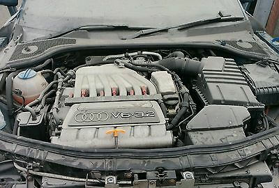 Audi Tt Mk1 3.2 V6  Bub Complete Engine And Gearbox
