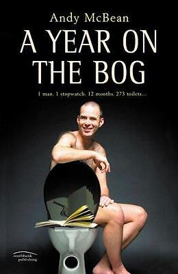 A Year on the Bog, Andy McBean, New Book