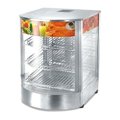 Warmer Food countertop **  in stock ready to ship STAINLESS STEEL ** THERMOSTAT
