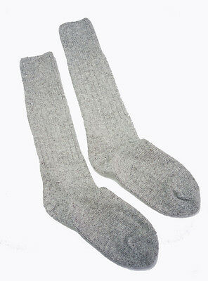 Canadian Military Wool/Nylon Grey Socks Cold Weather Foot 6-8 (Type 10)
