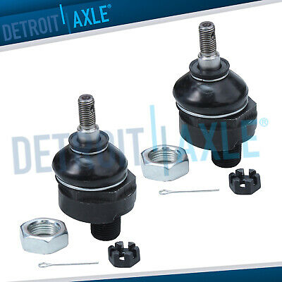 Pair (2) Brand New Front Upper Suspension Ball Joints for Honda Acura