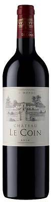 Château Le Coin 2014 - France - Red wine