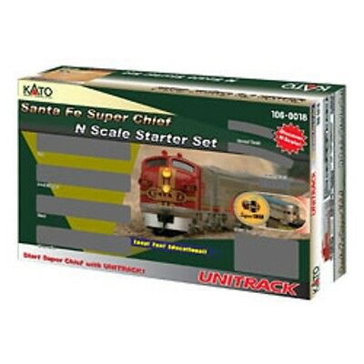KATO 106-0018 N Super Chief Starter Set, SF