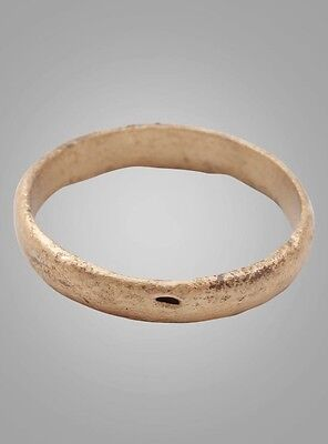 Viking Wedding Band Jewelry C.866-1067A.D. Size 10 1/4  (20mm)