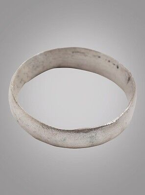 Vintage Wedding ring from the Viking Age C.866-1067A.D. Size 12 1/4 (21.3mm)(Brr