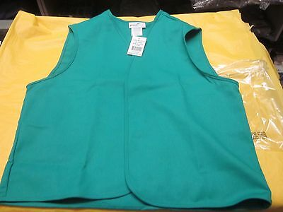 Junior Girl Scouts Vest (Xl Large 18/20) New