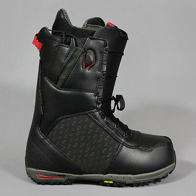 Burton Imperial Snowboard Boots Black / Green / Red