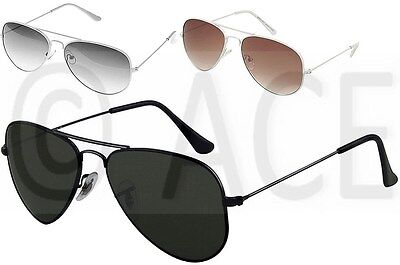 Kids Boys Girls Designer Style Sunnies Childrens Classic Aviator Sunglasses