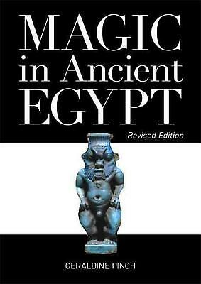 Magic in Ancient Egypt by Geraldine Pinch (English) Paperback Book Free Shipping