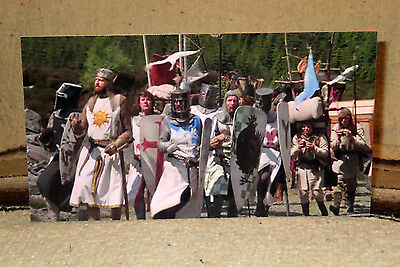 """Monty Python Search for the Holy Grail Figure Tabletop Display Standee 10 3/4"""" L"""