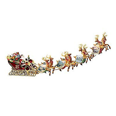 Thomas Kinkade ''Holidays In Motion'' Tree Topper By The Bradford Exchange