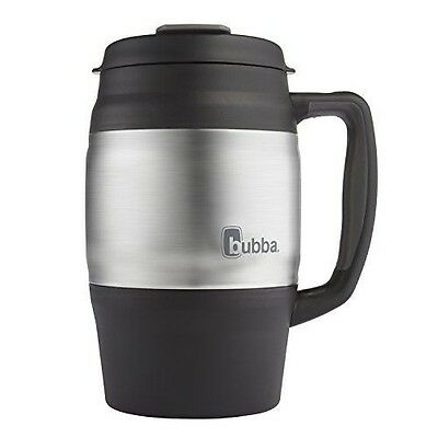 Bubba Brands Classic Insulated Mug, 1006ml, Black