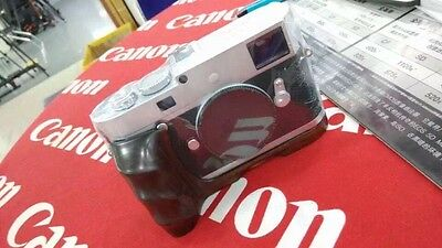 Brand New Hand-Made Hard Red Wood Grip for Leica M240 camera