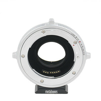 Metabones Canon EF to Sony E Mount T Speed Booster ULTRA 0.71x MB_SPEF-E-BT2