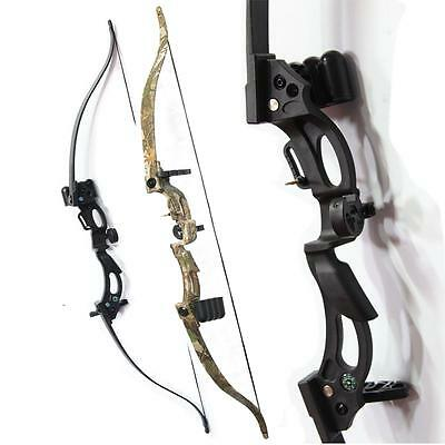 Archery Takedown Recurve Game Bow Hunting Shooting Practice Target Youth Gifts