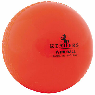 Readers Orange Windball Cricket Ball Size Adults