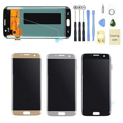 For Samsung Galaxy S7 Edge/ Note 5 LCD Display Touch Screen Digitizer Assembly F
