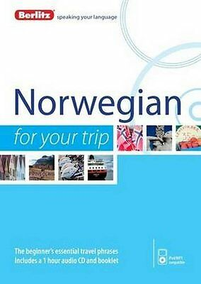 Berlitz Language: Norwegian For Your Trip (Berlitz For Your Trip), Berlitz, New