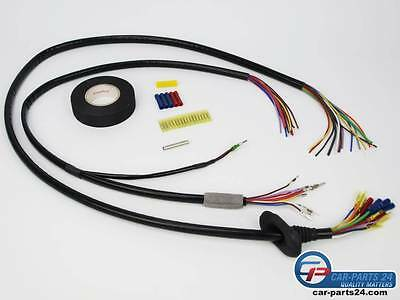 Repair wiring harness tailgate, Highly flexible cable right side for BMW E61