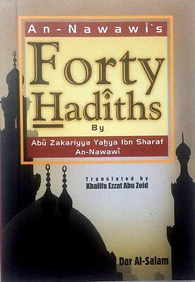 An Nawawi's Forty Hadith (Pocket Size)