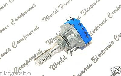 1pcs - ALPS 1-Wafer 1-Pole 12-Position cycling Rotary Switch - Made in JAPAN