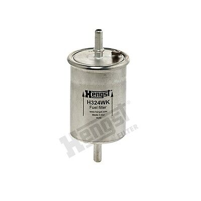 1 x Kraftstofffilter Hengst H324WK Smart ForTwo Cabrio City-Coupe 450 0.8 CDI