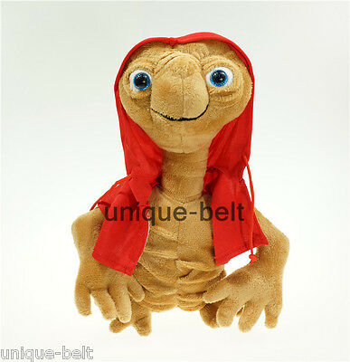 """New Red E.T. The Extra Terrestrial Soft plush stuffed Doll Toy 20cm 7.9"""" Gift"""