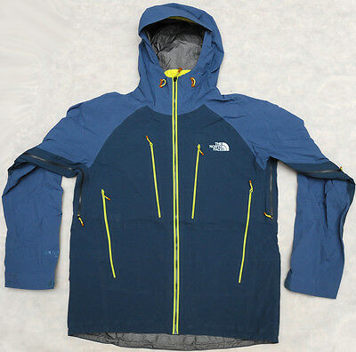 THE NORTH FACE KICHATNA - GORE-TEX PRO SHELL - waterproof MEN'S JACKET - size L