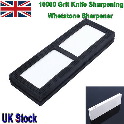 Chic 10000 Grit Kitchen Knife Sharpening Whetstone Sharpener Water Wet Oil Stone