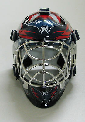 Washington Capitals Franklin Sports Collectible Mini Goalie Mask - NIB