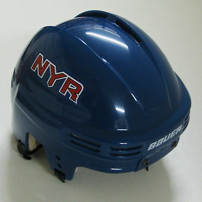 New York Rangers Franklin Sports Collectible Mini Helmet - NIB