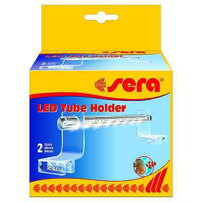 Sera LED Tube Holder Clear Acrylglas-Halterung für LED X-Change Tubes Licht