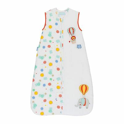 The Gro Company - Drift Off Baby Grobag Sleeping Bag Sack Cotton - 6-18m 2.5 Tog