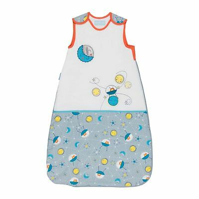 The Gro Company - To The Moon Baby Grobag Sleeping Bag Sack - 0-6m, 2.5 Tog