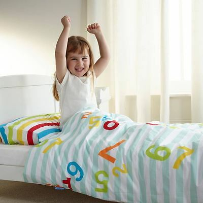 The Gro Company Counting Sleep Baby Gro-To-Bed Cot-bed Toddler Cover Sheet 2yrs+