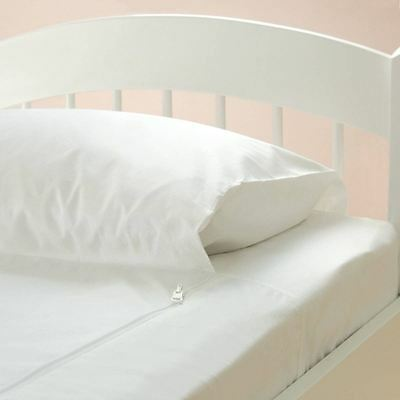 The Gro Company - Spare Replacement Gro-To-Bed Single Bed Sheet, White, 2yrs+